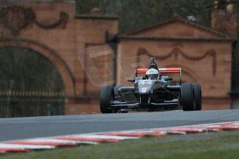 World © Octane Photographic Ltd. DUO BRDC Formula 4 Race 1, Oulton Park, UK, Saturday 4th April 2015. MSV F4-013. 23 Racing. James Reveler. Digital Ref : 1214LB1D3563