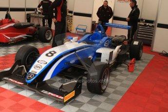 World © Octane Photographic Ltd. Saturday 25th April 2015, MSVR F3 Cup Qualifying. Donington Park. Chris Dittmann Racing (CDR) – Stuart Wiltshire – Dallara F306 Mercedes HWA. Digital Ref: 1234CB7B1637