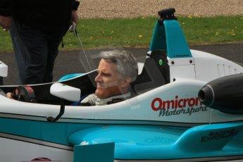 World © Octane Photographic Ltd. Saturday 25th April 2015, MSVR F3 Cup Qualifying. Donington Park. Omicron Motorsport - Jacopo Sebastiani – Dallara F307 Volkswagen Speiss. Digital Ref: 1234CB7B1657