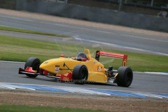 World © Octane Photographic Ltd. Saturday 25th April 2015, MSVR F3 Cup Qualifying. Donington Park. Adrian Holey – Dallara F300 Opel Speiss. Digital Ref: 1234LB1D3870