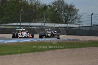World © Octane Photographic Ltd. Saturday 25th April 2015, MSVR F3 Cup Qualifying. Donington Park. CF Racing - Daniel Tapinos – Dallara F311 NBE. Digital Ref: 1234LB1D4096