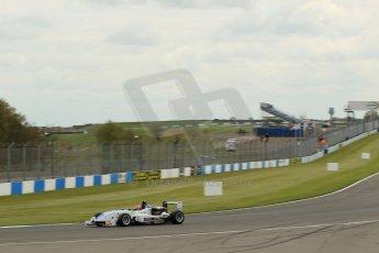 World © Octane Photographic Ltd. Saturday 25th April 2015, MSVR F3 Cup Qualifying. Donington Park. Grays Motorsport – Aaron Steele – Dallara F307 Mugen Honda. Digital Ref: 1234LW1L4478