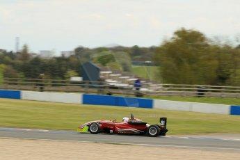 World © Octane Photographic Ltd. Saturday 25th April 2015, MSVR F3 Cup Qualifying. Donington Park. Chris Dittmann Racing (CDR) – Kieran Vernon – Dallara F307 Mercedes HWA. Digital Ref: 1234LW1L4516