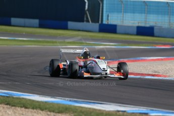 World © Octane Photographic Ltd. Sunday 26th April 2015, MSVR F3 Cup Race 3. Donington Park. Matthew Payne – Dallara F307 Mercedes AWA. Digital Ref: 1237LB1D4638
