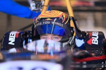 World © Octane Photographic Ltd. FIA European F3 Championship, Silverstone test day, UK, Tuesday 7th April 2015. Carlin – Calum Ilott, Dallara F312 – Volkswagen. Digital Ref : 1216LB1D3743