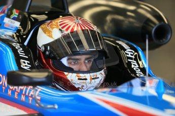 World © Octane Photographic Ltd. FIA European F3 Championship, Silverstone test day, UK, Tuesday 7th April 2015. Team West-Tec F3 – Raoul Hyman, Dallara F312 – Mercedes-Benz. Digital Ref : 1216LB1D4729