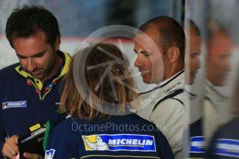 World © Octane Photographic Ltd. FIA Formula E testing – Donington Park 10th August 2015, Venturi VM200-FE-01. Venturi – Stephane Sarrazin. Digital Ref : 1366LB1D4465