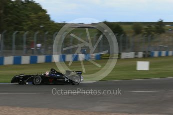 World © Octane Photographic Ltd. FIA Formula E testing – Donington Park 10th August 2015, Virgin DSV-01. DS Virgin Racing – Jean-Eric Vergne. Digital Ref : 1366LB1D4589
