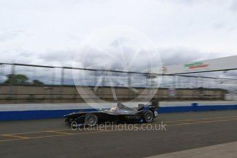 World © Octane Photographic Ltd. FIA Formula E testing – Donington Park 10th August 2015, NEXTEV TCR FormulaE 001. NEXTEV TCR – Nelson Piquet. Digital Ref : 1366LB7D4241