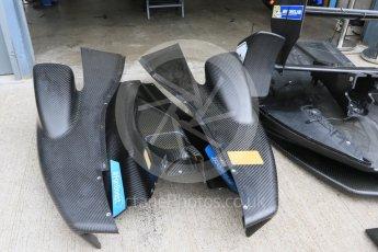 World © Octane Photographic Ltd. FIA Formula E testing – Donington Park 10th August 2015, SRT01-e. Team Aguri – Salvador Duran Sanchez. Digital Ref : 1366LB7D4274