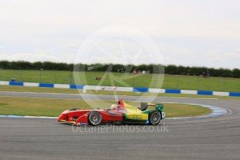 World © Octane Photographic Ltd. FIA Formula E testing – Donington Park 11th August 2015, ABT Shaeffler FE01. ABT Shaeffler Audi Sport – Daniel Abt. Digital Ref : 1367LB5D2483