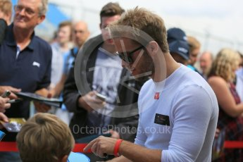 World © Octane Photographic Ltd. FIA Formula E testing – Donington Park 11th August 2015, Virgin DSV-01. DS Virgin Racing – Sam Bird. Digital Ref : 1367LB5D2516