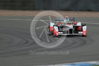World © Octane Photographic Ltd. FIA Formula E testing – Donington Park 17th August 2015, Mahindra M2ELECTRO. Mahindra – Bruno Senna. Digital Ref : 1368LB1D5692