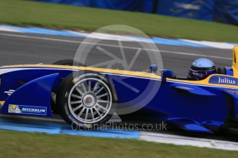 World © Octane Photographic Ltd. FIA Formula E testing – Donington Park 17th August 2015, Renault Z.E.15. Renault e.Dams – Nicolas Prost. Digital Ref : 1368LB1D5892
