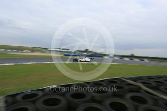 World © Octane Photographic Ltd. FIA Formula E testing – Donington Park 17th August 2015, SRT01-e. Team Aguri – Nicolas Lapierre. Digital Ref : 1368LB5D2830