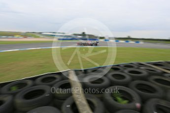 World © Octane Photographic Ltd. FIA Formula E testing – Donington Park 17th August 2015, Venturi VM200-FE-01. Venturi – Jacques Villeneuve. Digital Ref : 1368LB5D2843