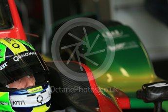World © Octane Photographic Ltd. FIA Formula E testing – Donington Park 18th August 2015, ABT Shaeffler FE01. ABT Shaeffler Audi Sport – Lucas di Grassi. Digital Ref : 1369LB1D6161
