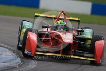 World © Octane Photographic Ltd. FIA Formula E testing – Donington Park 18th August 2015, ABT Shaeffler FE01. ABT Shaeffler Audi Sport – Lucas di Grassi. Digital Ref : 1369LB1D6501