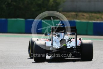 World © Octane Photographic Ltd. McLaren Honda MP4/30 – Fernando Alonso. Friday 24th July 2015, F1 Hungarian GP Practice 2, Hungaroring, Hungary. Digital Ref: 1348LB1D8951