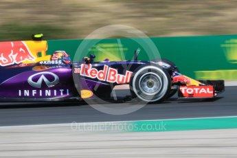 World © Octane Photographic Ltd. Infiniti Red Bull Racing RB11 – Daniil Kvyat. Saturday 25th July 2015, F1 Hungarian GP Practice 3, Hungaroring, Hungary. Digital Ref: 1352CB7D8435