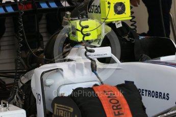 World © Octane Photographic Ltd. Williams Martini Racing FW37. Saturday 25th July 2015, F1 Hungarian GP Practice 3, Hungaroring, Hungary. Digital Ref: 1352LB1D9677