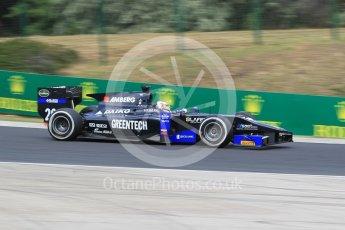 World © Octane Photographic Ltd. Friday 24th July 2015. Daiko Team Lazarus– Natanael Berthon. GP2 Practice Session – Hungaroring, Hungary. Digital Ref. :