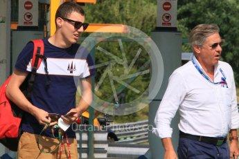 World © Octane Photographic Ltd. Friday 24th July 2015. Trident – Raffaele Marciello. GP2 Practice Session – Hungaroring, Hungary. Digital Ref. : 1347CB7D7935