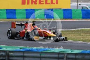 World © Octane Photographic Ltd. Friday 24th July 2015. Racing Engineering – Alexander Rossi. GP2 Practice Session – Hungaroring, Hungary. Digital Ref. :