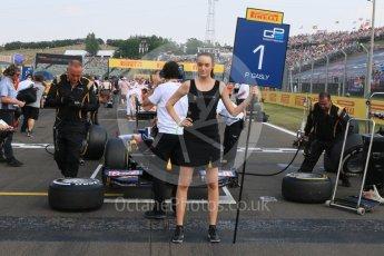 World © Octane Photographic Ltd. Saturday 25th July 2015. DAMS – Pierre Gasly. GP2 Race 1 – Hungaroring, Hungary. Digital Ref. : 1354CB7D8718
