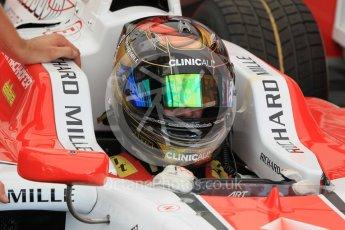 World © Octane Photographic Ltd. Friday 24th July 2015. ART Grand Prix – Marvin Kirchhofer. GP3 Practice Session – Hungaroring, Hungary. Digital Ref. : 1350CB1L5809