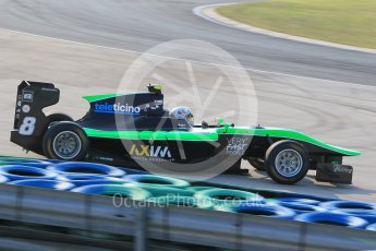 World © Octane Photographic Ltd. Friday 24th July 2015. Status Grand Prix – Alex Fontana. GP3 Practice Session – Hungaroring, Hungary. Digital Ref. : 1350CB1L6196