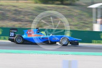 World © Octane Photographic Ltd. Friday 24th July 2015. Jenzer Motorsport – Pal Varhaug. GP3 Practice Session – Hungaroring, Hungary. Digital Ref. : 1350CB1L6237