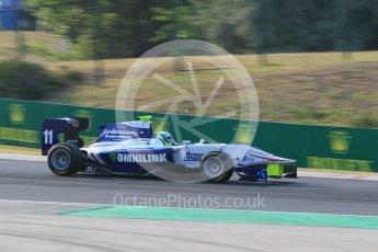 World © Octane Photographic Ltd. Friday 24th July 2015. Koiranen GP – Jimmy Eriksson. GP3 Practice Session – Hungaroring, Hungary. Digital Ref. : 1350CB1L6244