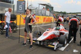 World © Octane Photographic Ltd. Saturday 25th July 2015. ART Grand Prix – Marvin Kirchhofer. GP3 Race 1 – Hungaroring, Hungary. Digital Ref. :