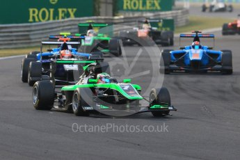 World © Octane Photographic Ltd. Saturday 25th July 2015. Status Grand Prix – Seb Morris. GP3 Race 1 – Hungaroring, Hungary. Digital Ref. :