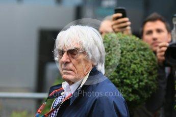 World © Octane Photographic Ltd. Bernie Ecclestone. Saturday 5th September 2015, F1 Italian GP Paddock, Monza, Italy. Digital Ref: 1409LB5D8546