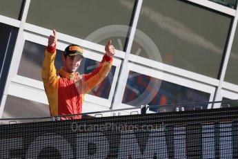 World © Octane Photographic Ltd. Saturday 5th September 2015. Racing Engineering – Alexander Rossi. GP2 Race 1, Monza, Italy. Digital Ref. : 1413LB1D1813