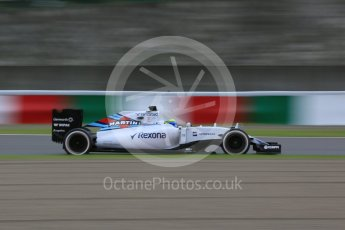 World © Octane Photographic Ltd. Williams Martini Racing FW37 – Felipe Massa. Saturday 26th September 2015, F1 Japanese Grand Prix, Qualifying, Suzuka. Digital Ref: