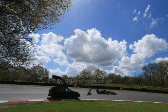 World © Octane Photographic Ltd. Lotus F1 Team E23 Hybrid - Romain Grosjean. Lotus filming day at Brands Hatch. Digital Ref: 1238LB1D5193