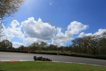 World © Octane Photographic Ltd. Lotus F1 Team E23 Hybrid - Romain Grosjean. Lotus filming day at Brands Hatch. Digital Ref: 1238LB1D5204