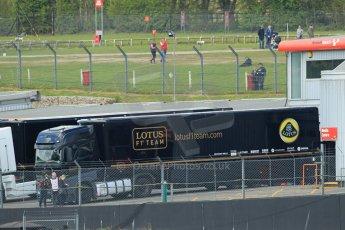 World © Octane Photographic Ltd. Lotus F1 Team E23 Hybrid - Romain Grosjean. Lotus filming day at Brands Hatch. Digital Ref: 1238LW1L4972