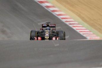 World © Octane Photographic Ltd. Lotus F1 Team E23 Hybrid - Romain Grosjean. Lotus filming day at Brands Hatch. Digital Ref: 1238LW1L5046