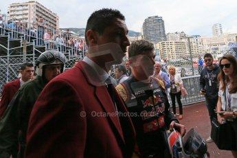 World © Octane Photographic Ltd. Scuderia Toro Rosso STR10 – Max Verstappen. Sunday 24th May 2015, F1 Race, Monte Carlo, Monaco. Digital Ref: 1286LB1D8431