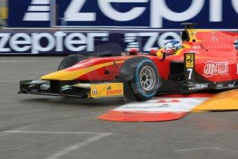 World © Octane Photographic Ltd. Thursday 21st May 2015. Racing Engineering – Jordan King. GP2 Qualifying – Monaco, Monte-Carlo. Digital Ref. : 1275CB7D3837