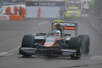 World © Octane Photographic Ltd. Thursday 21st May 2015. Hilmer Motorsport – Johnny Cecotto. GP2 Qualifying – Monaco, Monte-Carlo. Digital Ref. : 1275CB7D4052