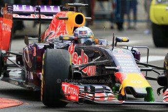 World © Octane Photographic Ltd. Infiniti Red Bull Racing RB11 – Daniel Ricciardo. Thursday 21st May 2015, F1 Practice 1, Monte Carlo, Monaco. Digital Ref: 1272CB7D2983