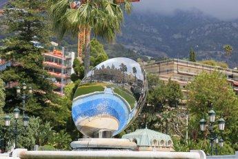 World © Octane Photographic Ltd. Wednesday 20th May 2015, F1 Track walk, Monte Carlo, Monaco. Digital Ref: 1270LB5D2514
