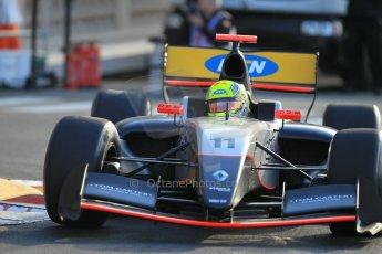 World © Octane Photographic Ltd. Friday 22nd May 2015. Strakka Racing – Tio Ellinas. WSR (World Series by Renault - Formula Renault 3.5) Practice – Monaco, Monte-Carlo. Digital Ref. : 1277CB1L0018