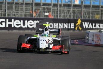 World © Octane Photographic Ltd. Friday 22nd May 2015. International Draco Racing – Bruno Bonifacio. WSR (World Series by Renault - Formula Renault 3.5) Practice – Monaco, Monte-Carlo. Digital Ref. : 1277CB1L0057
