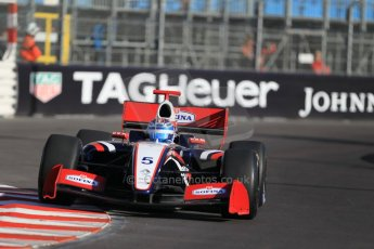 World © Octane Photographic Ltd. Friday 22nd May 2015. Arden Motorsport – Nicholas Latifi. WSR (World Series by Renault - Formula Renault 3.5) Practice – Monaco, Monte-Carlo. Digital Ref. : 1277CB1L0063